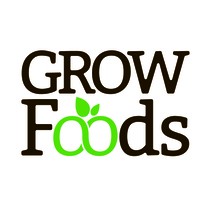 Logotipo Grow Foods. A Design, Art Direction, Br, ing, Identit, Graphic Design, T, pograph, Naming&Icon design project by Javier Gómez Ferrero         - 22.03.2018