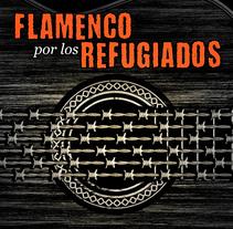 Flamenco por los Refugiados. Um projeto de Design e Ilustração de Pepetto         - 05.04.2018