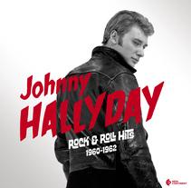 Johnny Hallyday. Un proyecto de Diseño gráfico y Packaging de Comunicom         - 16.04.2018
