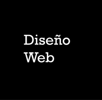 Diseño Web. A Web Design project by Oscar Gómez Trigo         - 18.04.2018