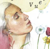 Mi Proyecto del curso: Retrato ilustrado en acuarela. Um projeto de Ilustração digital de Rosa Calderón Chaves         - 23.04.2018